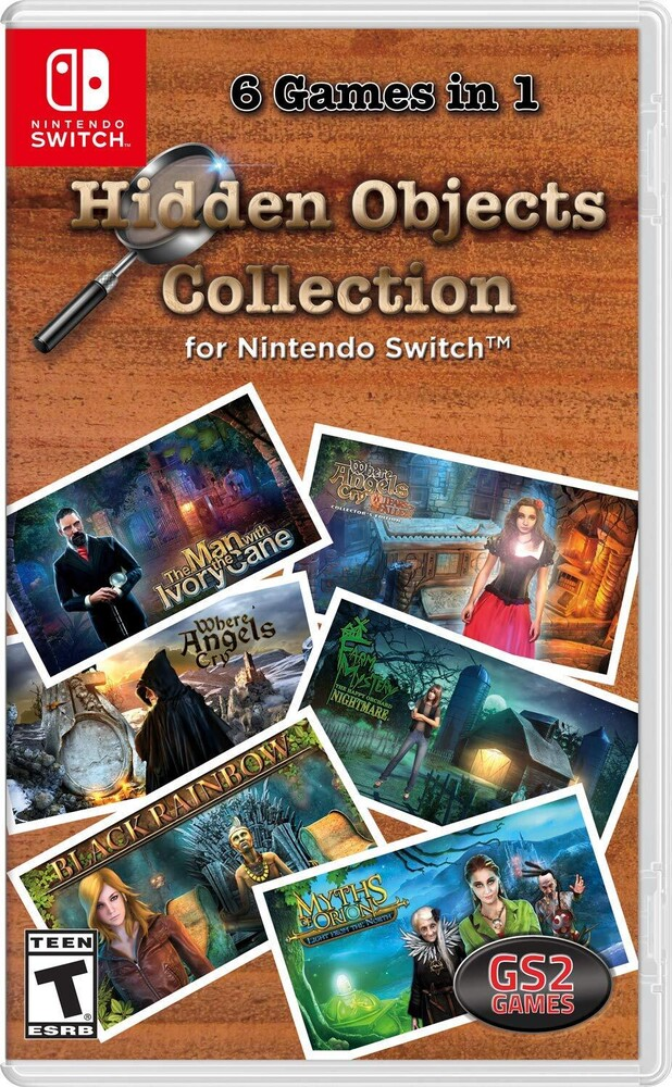 - Hidden Objects Collection