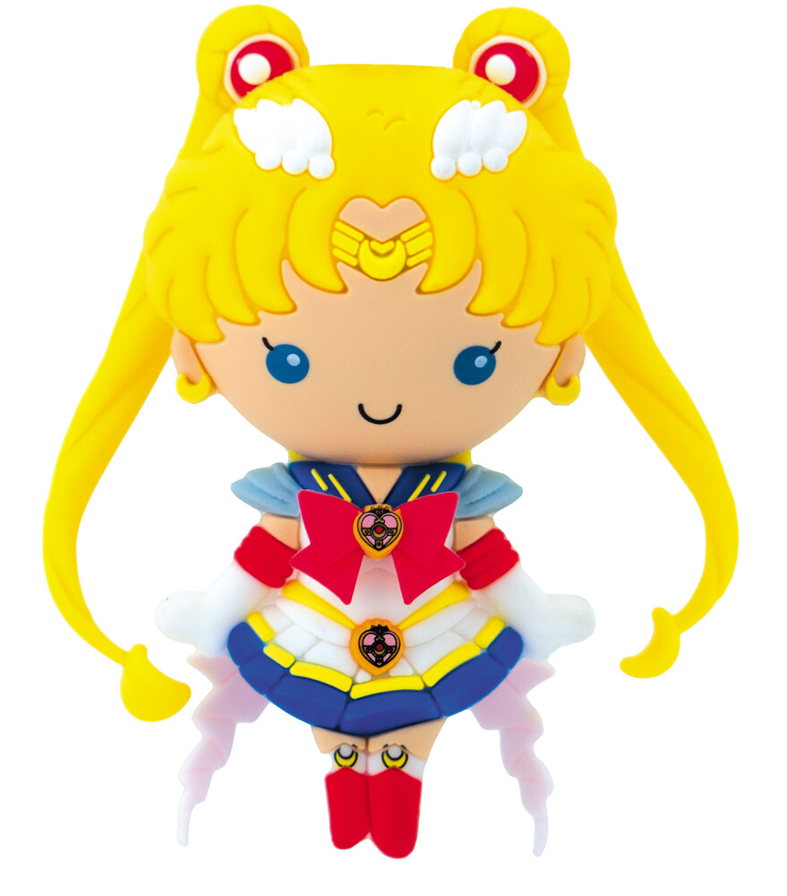 Sailor Moon 3D Foam Magnet - Sailor Moon 3D Foam Magnet