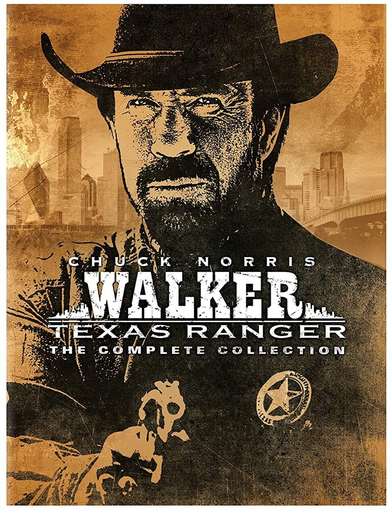 Walker Texas Ranger: Complete Collection - Walker Texas Ranger: Complete Collection (52pc)