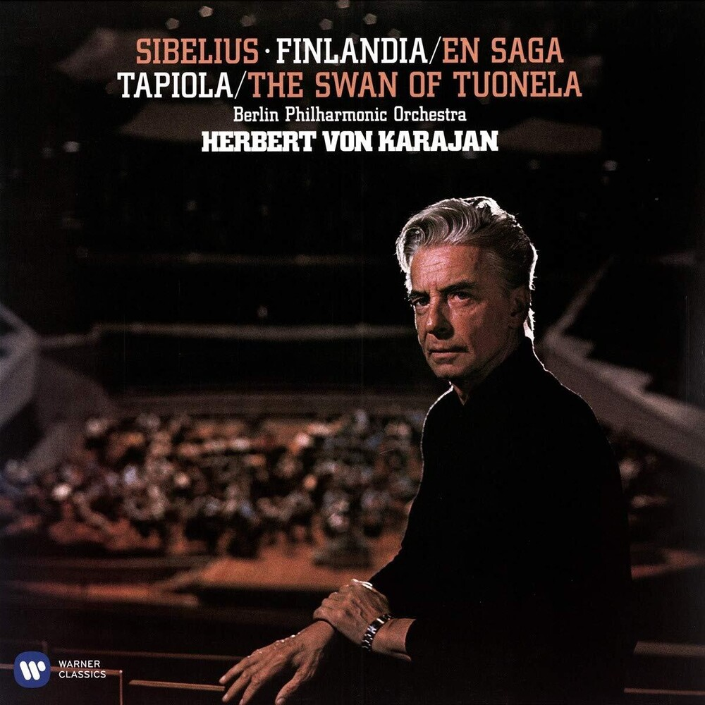 Berliner Philharamoniker / Von Herbert Karajan - Sibelius: Finlandia & Other Popular Tone Poems