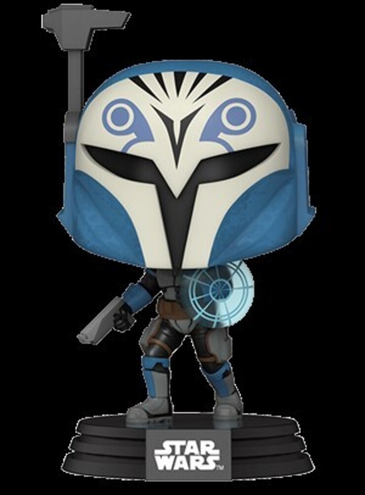 Funko Pop! Star Wars: - FUNKO POP! STAR WARS: Clone Wars- Bo-Katan