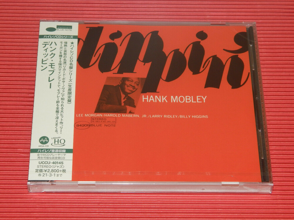 Hank Mobley - Dippin [Limited Edition] (24bt) (Hqcd) (Jpn)