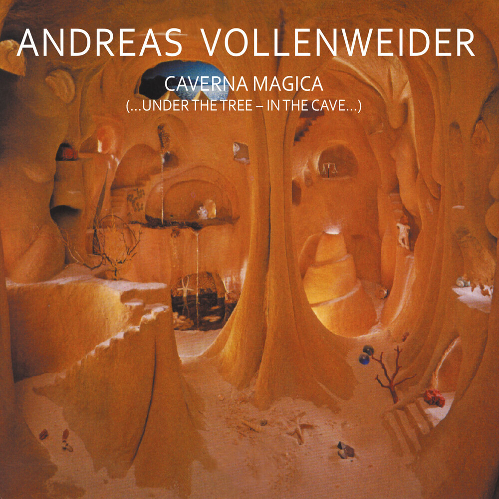 Andreas Vollenweides - Caverna Magica (Under The Tree - In The Cave)