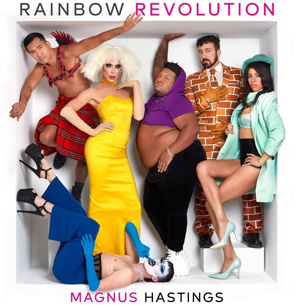 - Rainbow Revolution: A Queer Celebration