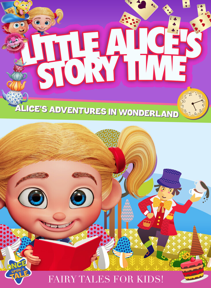 Ken Thurlow - Little Alice's Storytime: Alice's Adventures In Wonderland