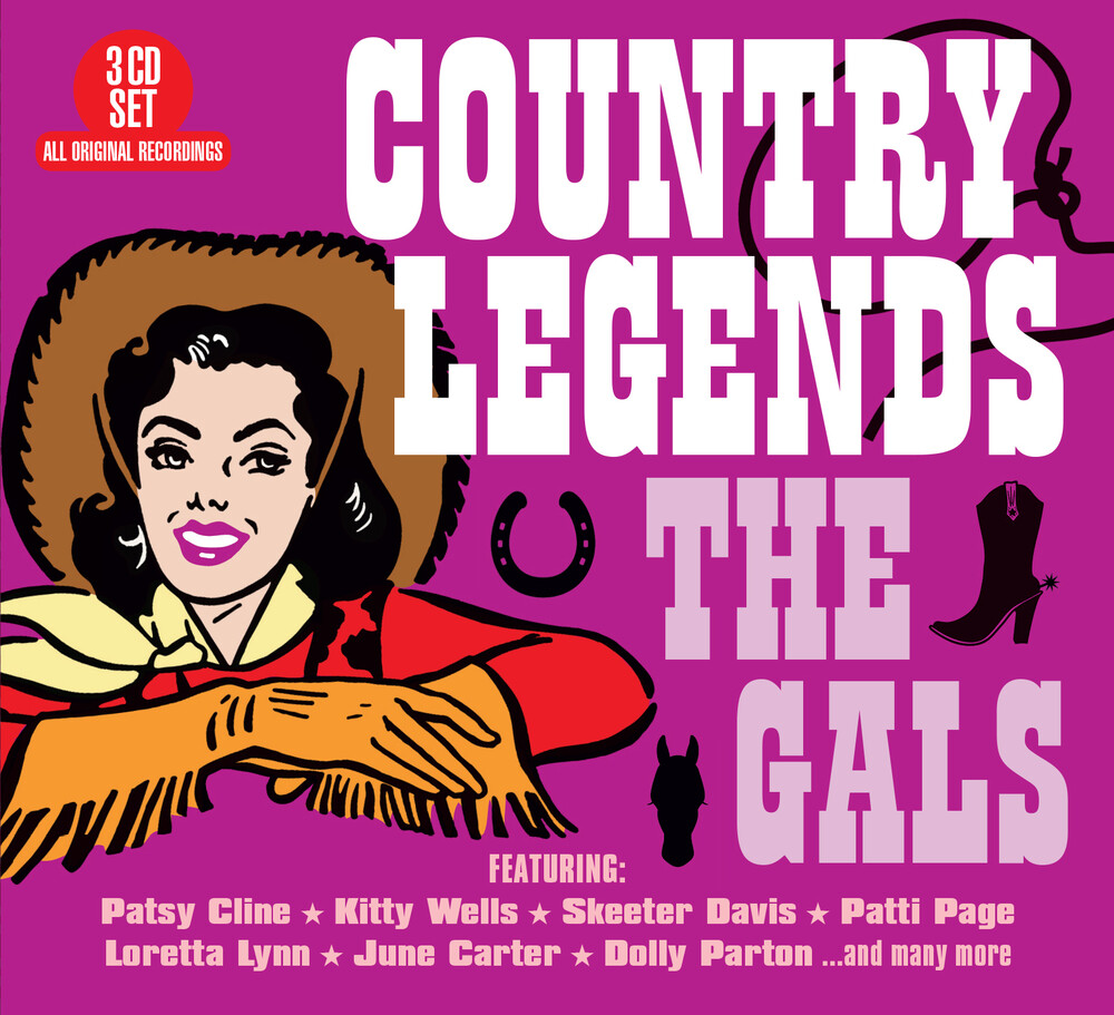 Country Legends The Gals / Various - Country Legends: The Gals / Various (Uk)