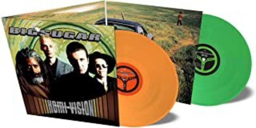 Big Sugar Dlx Can - Hemi-Vision [Deluxe] (Can)