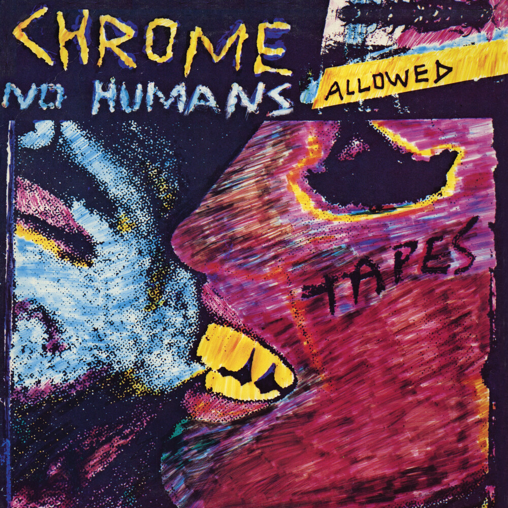 Chrome - No Humans Allowed