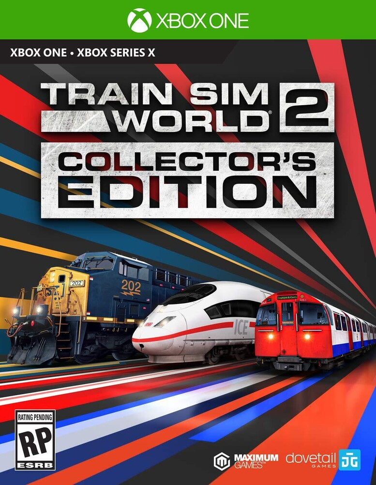 Xb1 Train Sim World 2: Collectors Ed - Train SIM World 2: Collector's Edition for Xbox One