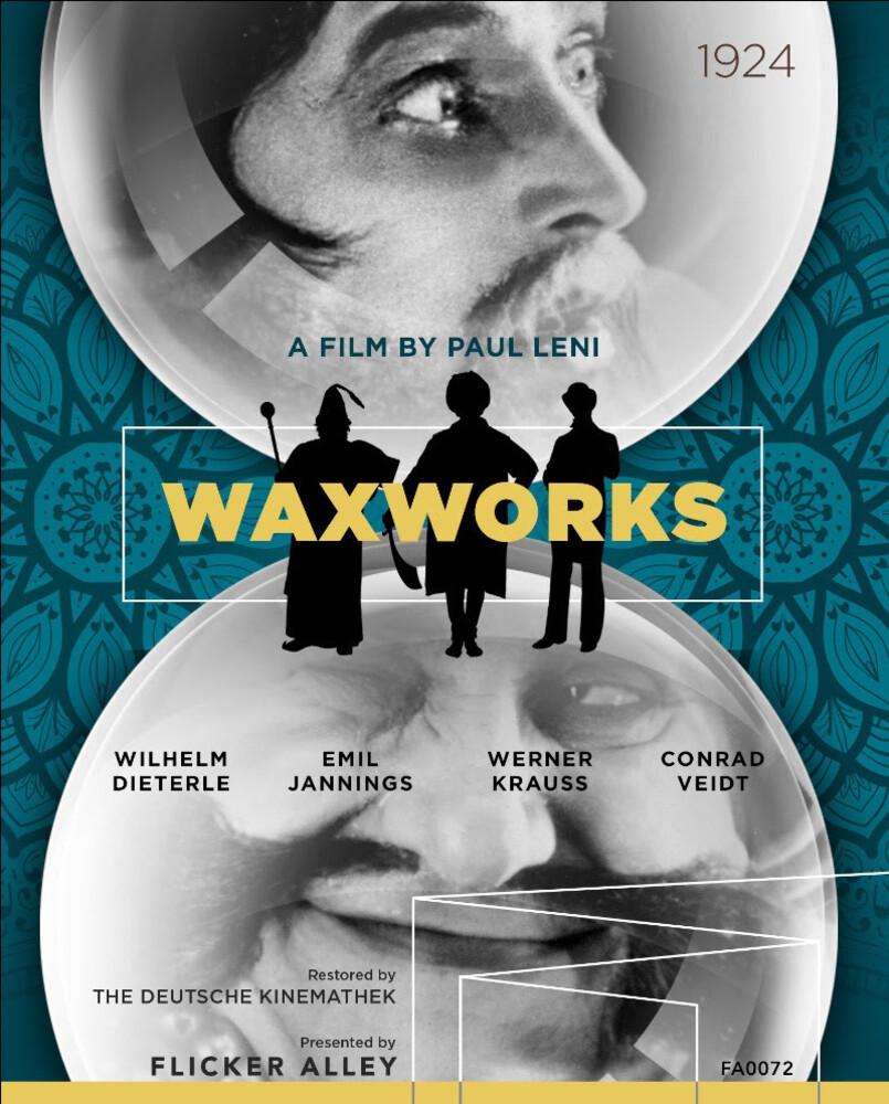 Olga Belajeff - Waxworks (Das Wachsfigurenkabinett)