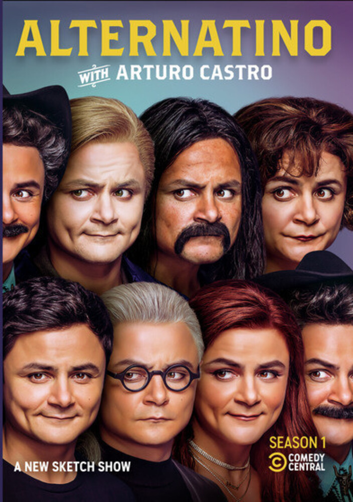 - Alternatino With Arturo Castro: Season 1 (2pc)