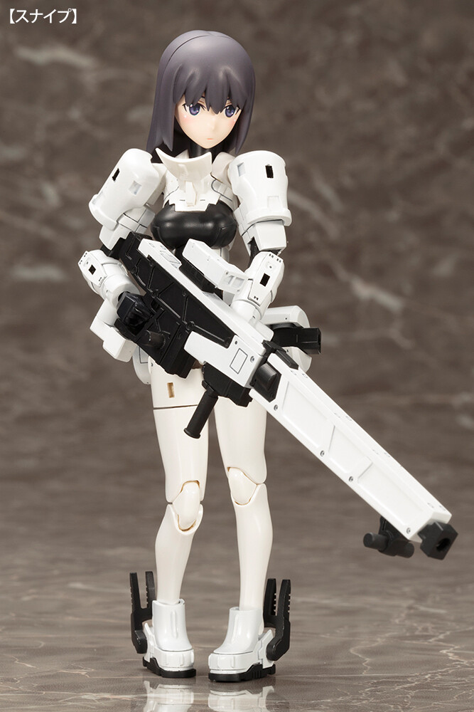 Megami Device - Wism Soldier Snipe/Grapple - Kotobukiya - Megami Device - WISM Soldier Snipe/Grapple