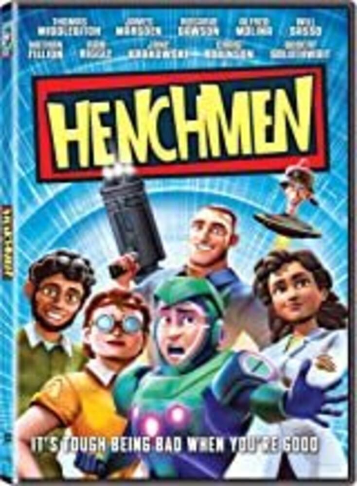 Henchmen - Henchmen