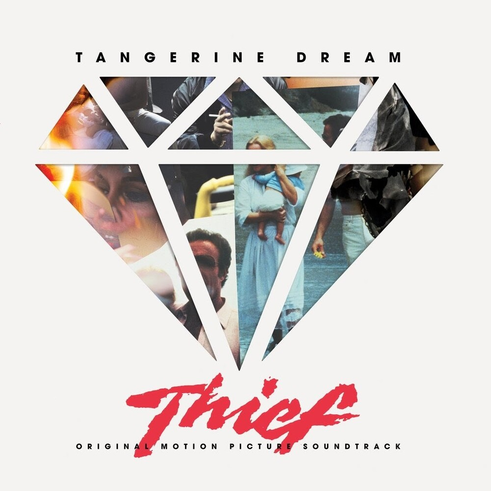 Tangerine Dream Blk Ogv - Thief / O.S.T. (Blk) (Ogv)