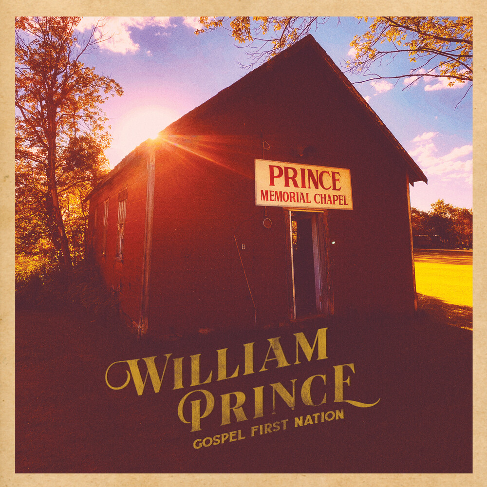 William Prince - Gospel First Nation [LP]