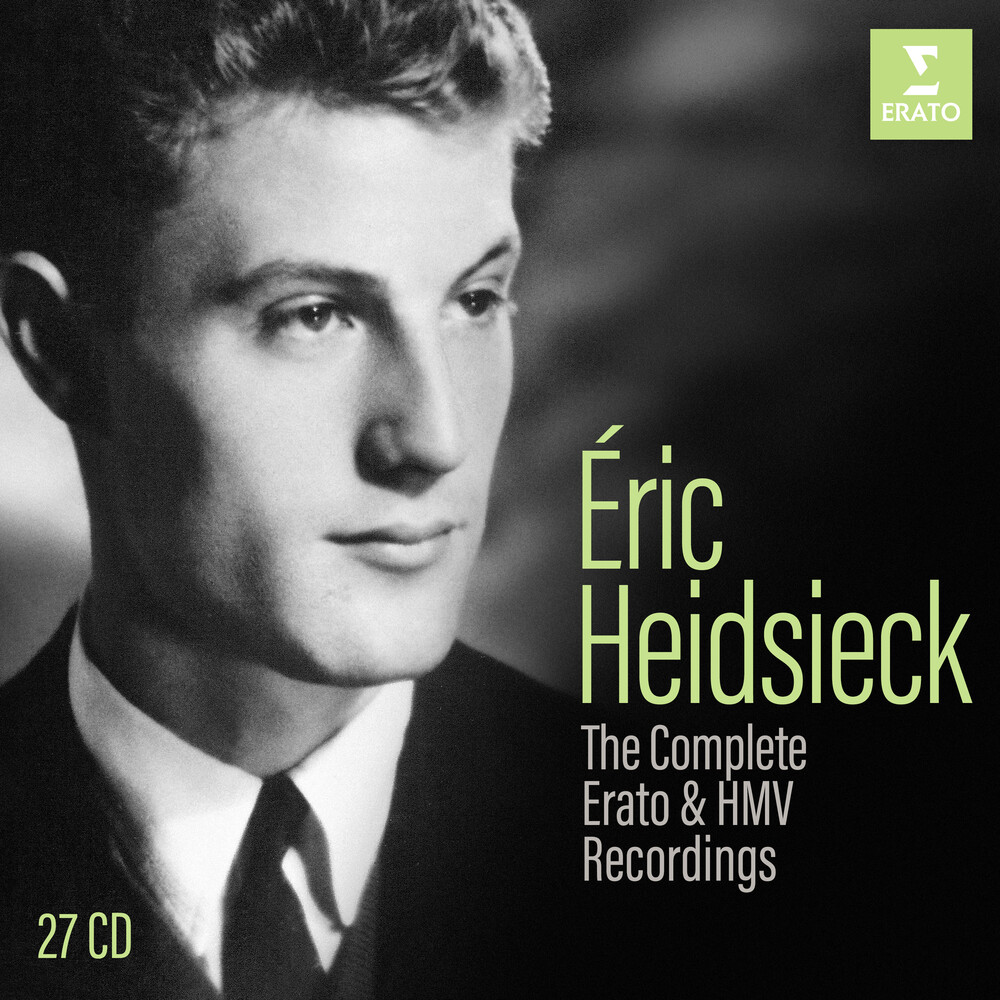 Eric Heidsieck - Eric Heidsieck: The Complete Erato & Hmv Recordings - 27Cd