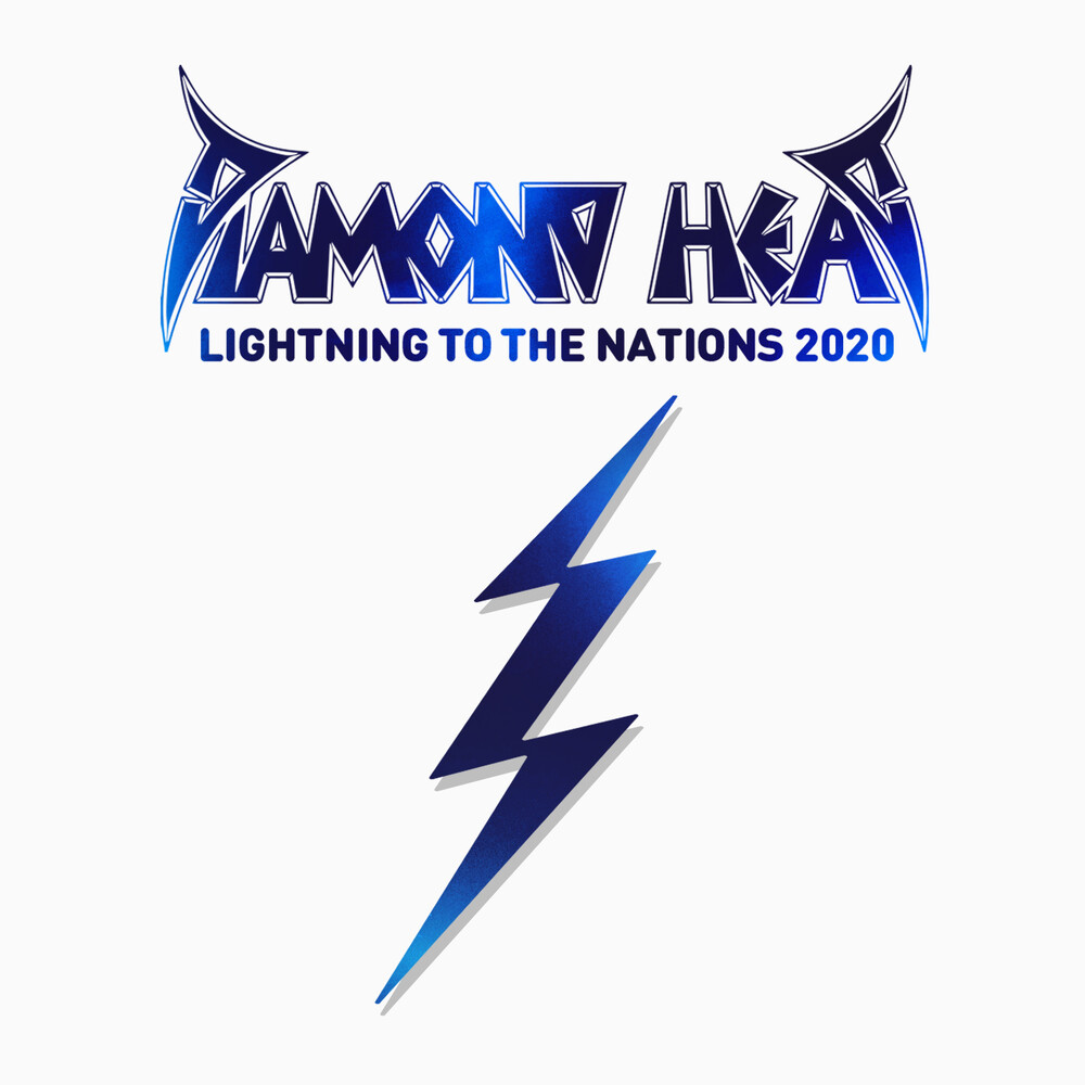 Diamond Head - Lightning To The Nations 2020 (Uk)