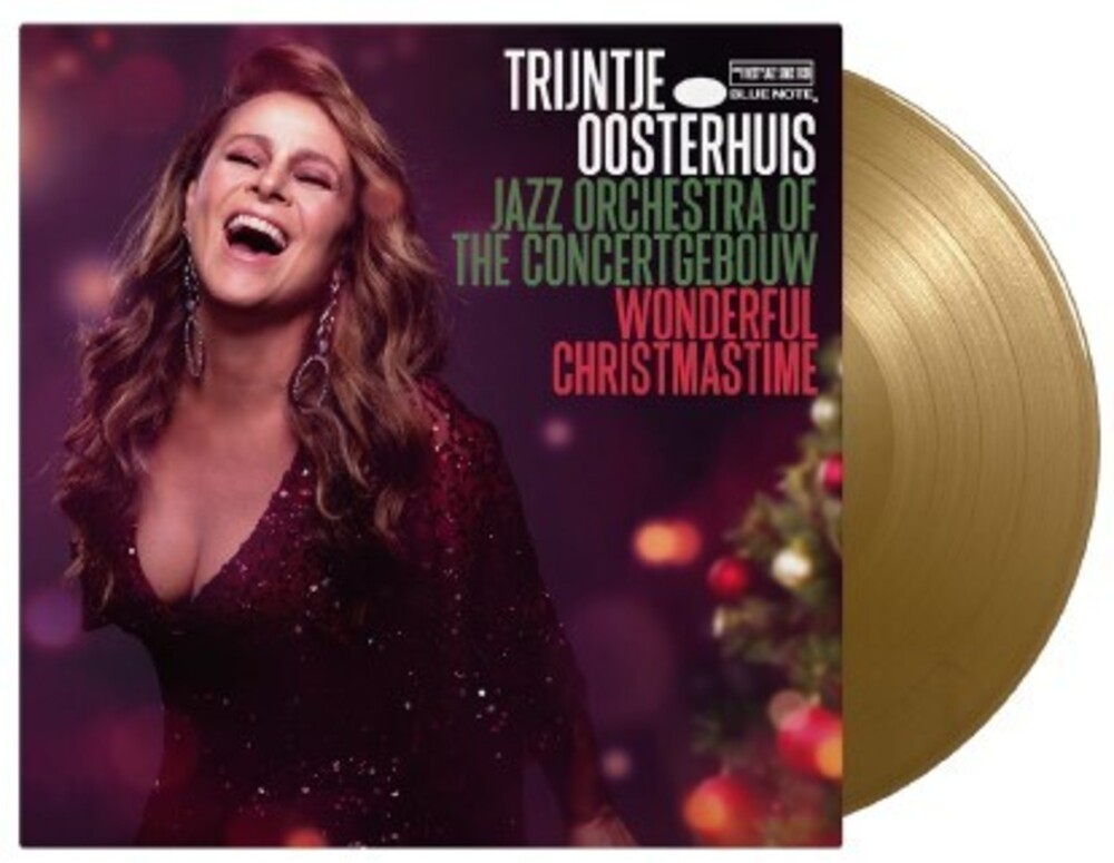 Trijntje Oosterhuis / Jazz Orchestra Of The - Wonderful Christmastime [Limited 180-Gram Gold Colored Vinyl]
