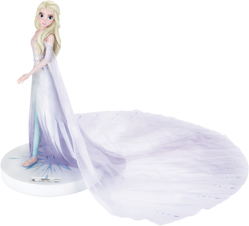 Beast Kingdom - Beast Kingdom - Frozen II MC-018 Elsa Master CrAction Figuret Statue(Net)
