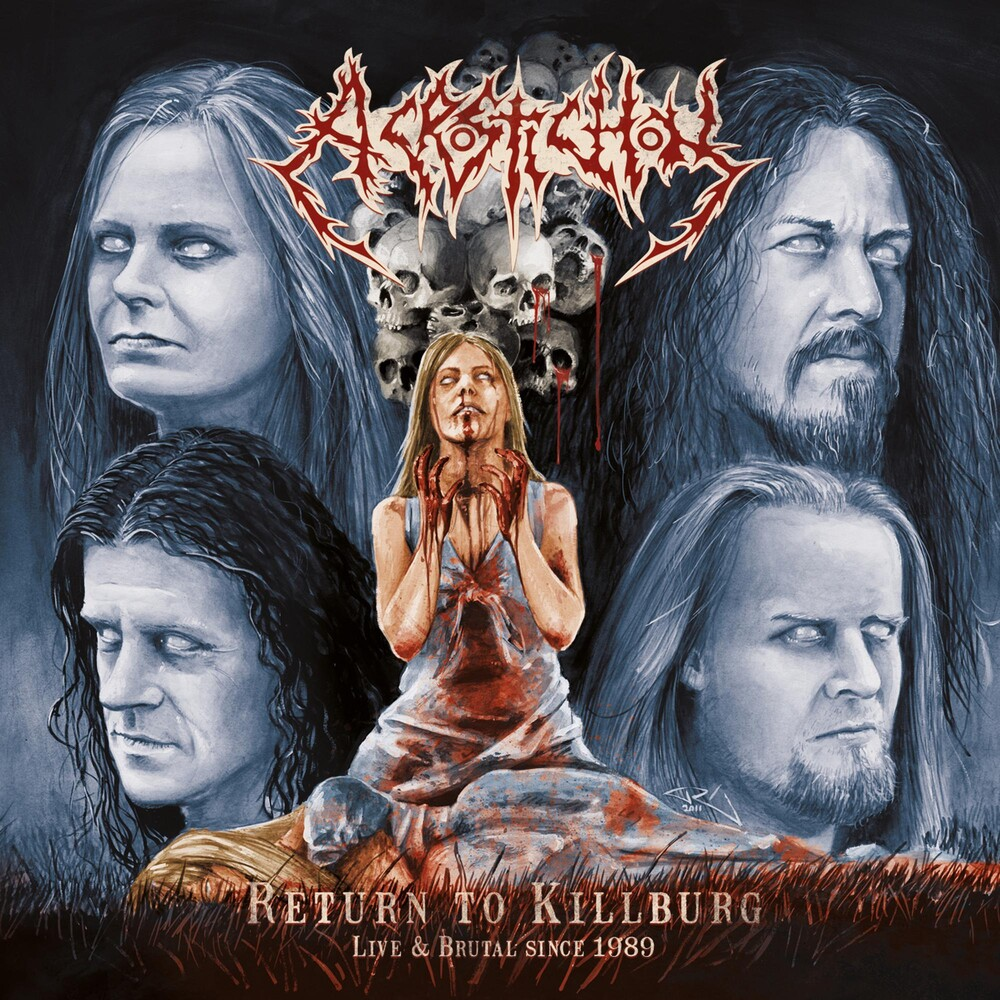 Acrostichon - Return To Killburg