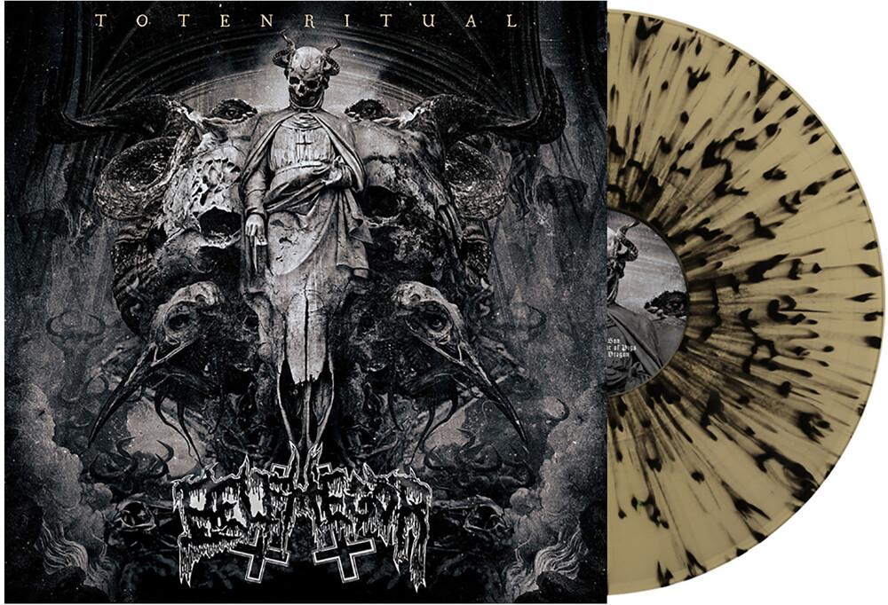 Belphegor - Totenritual [Limited Edition Beer w/ Black Splatter LP]
