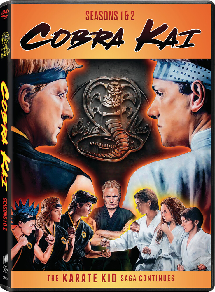 Cobra Kai [TV Series] - Cobra Kai: Seasons 1 & 2