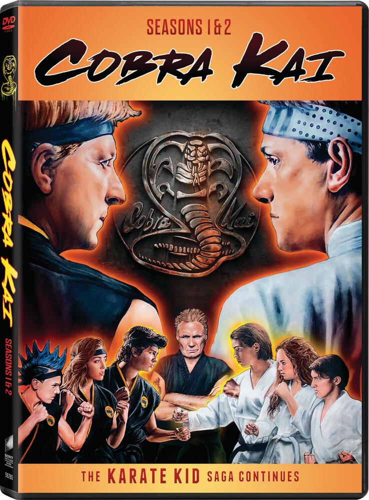 Cobra Kai [TV Series] - Cobra Kai: Seasons 1 & 2