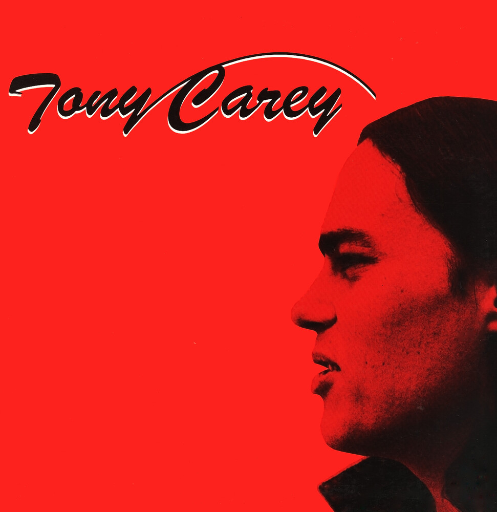 Tony Carey - I Won't Be Home Tonight (Red Vinyl)
