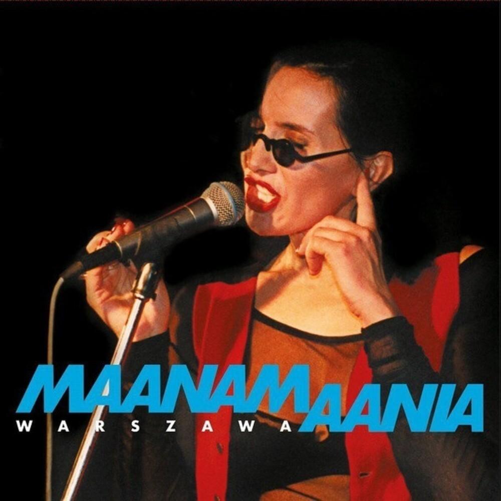 Maanam - Maanamaania Warszawa (Pol)