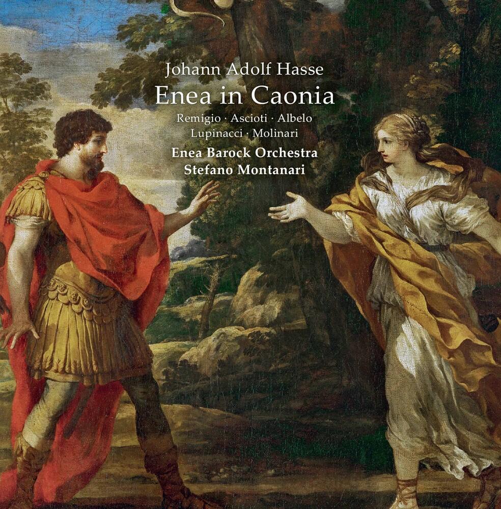 Carmela Remigio - Enea In Caonia (2pk)