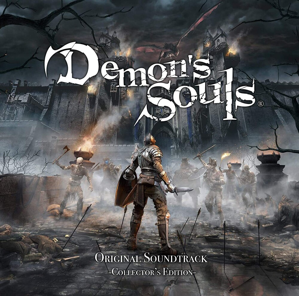 Game Music Jpn - Demon's Souls / O.S.T. (Jpn)