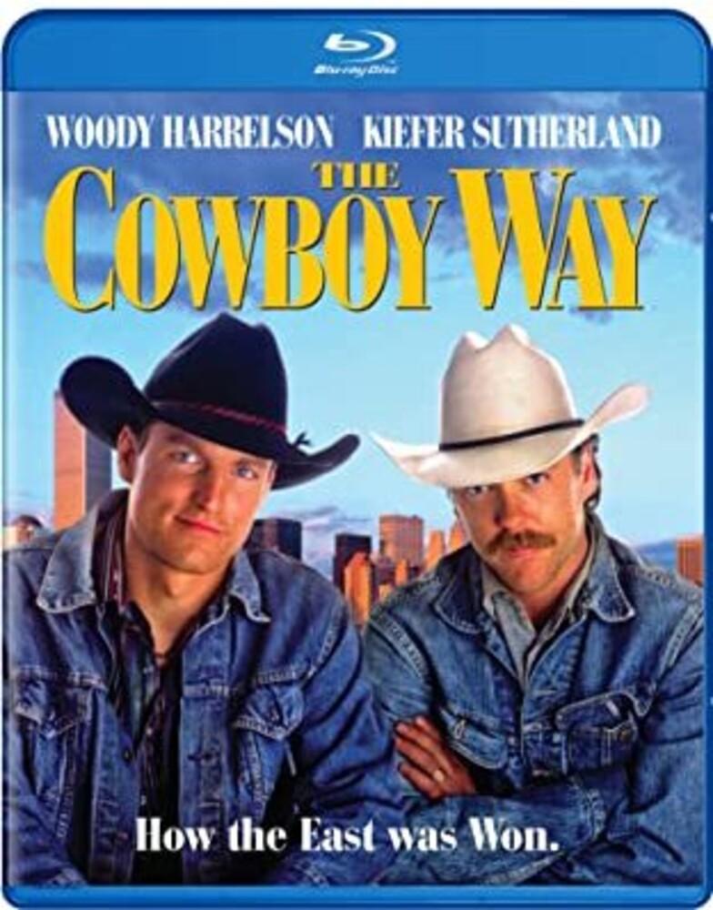 - Cowboy Way / (Ws)