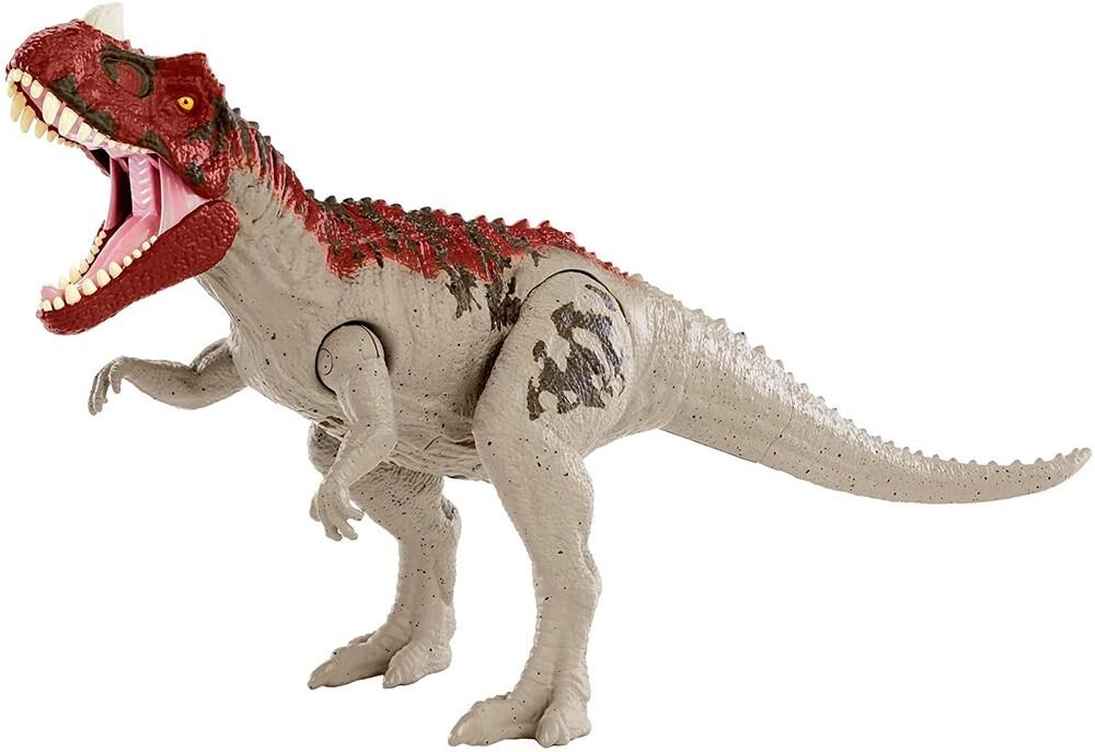 Jurassic World - Mattel - Jurassic World 3 Roar Attack Ceratosaurus
