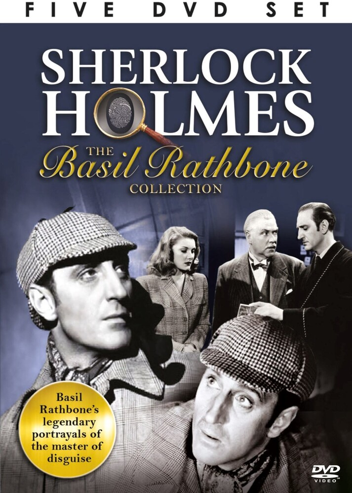 Sherlock Holmes: The Basil Rathbone Collection - Sherlock Holmes: The Basil Rathbone Collection