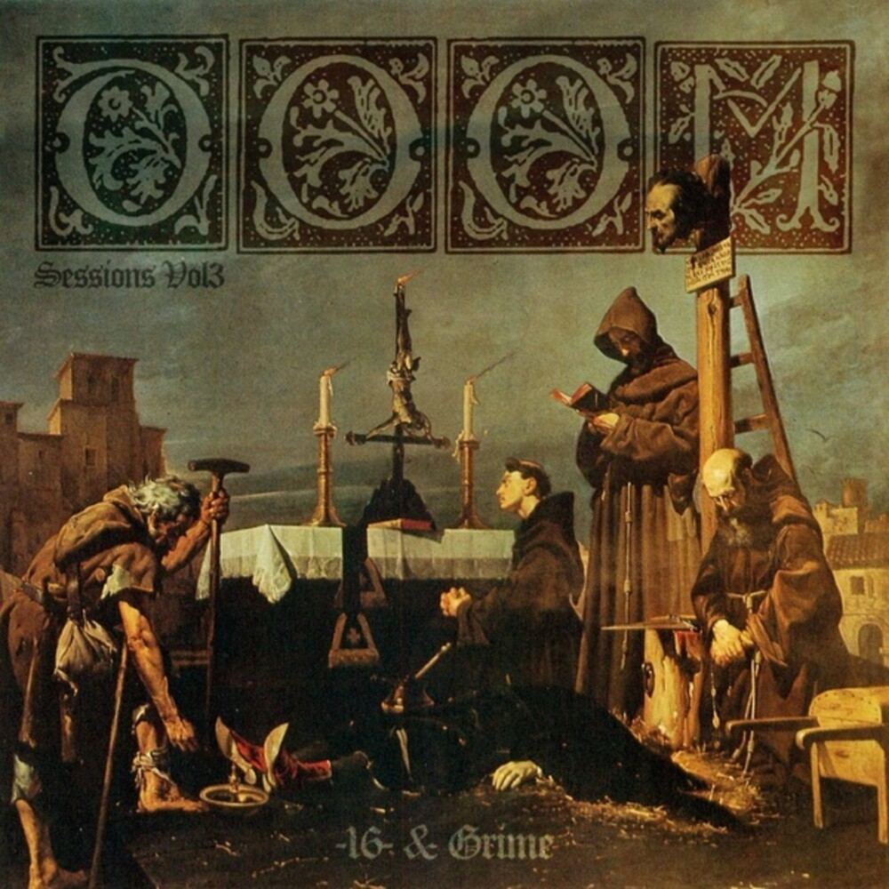 16-Grime - Doom Sessions Vol. 3