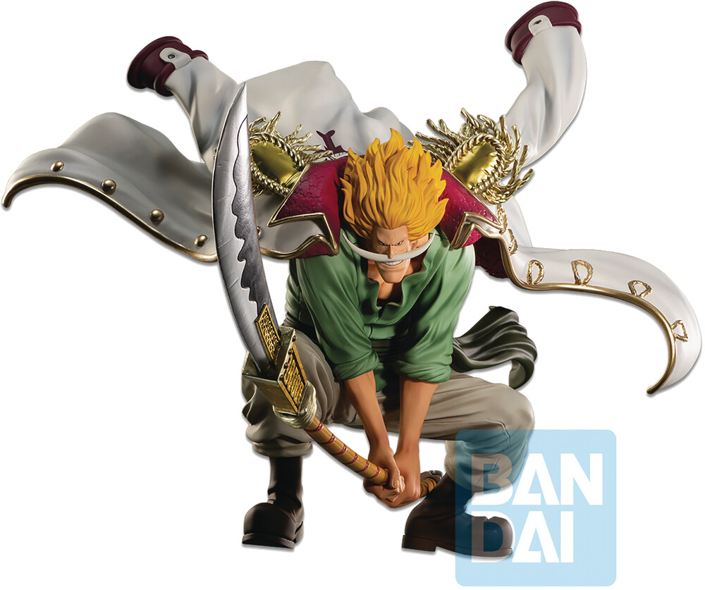 - Ichiban - One Piece - Edward Newgate (Legends Over Time), Bandai Spirits Ichibansho Figure