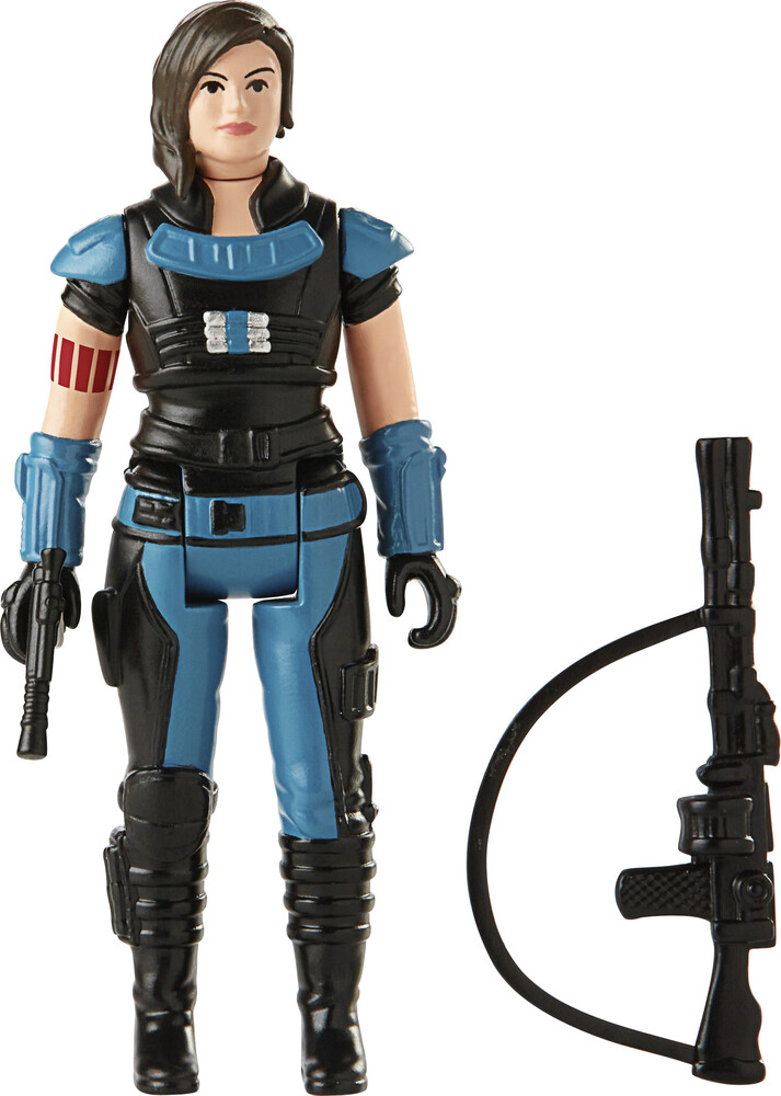 - Hasbro Collectibles - Star Wars Retro Cara Dune