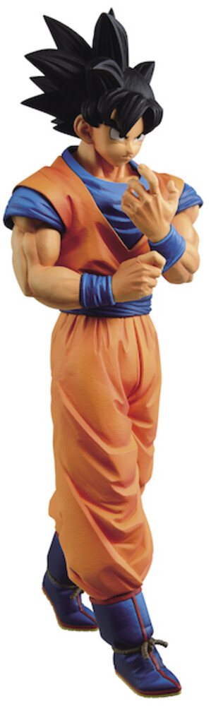 Banpresto - BanPresto - Dragon Ball Z Solid Edge Works vol.1 Son Goku Figure