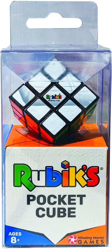 Rubik's Pocket Cube - Rubik's Pocket Cube