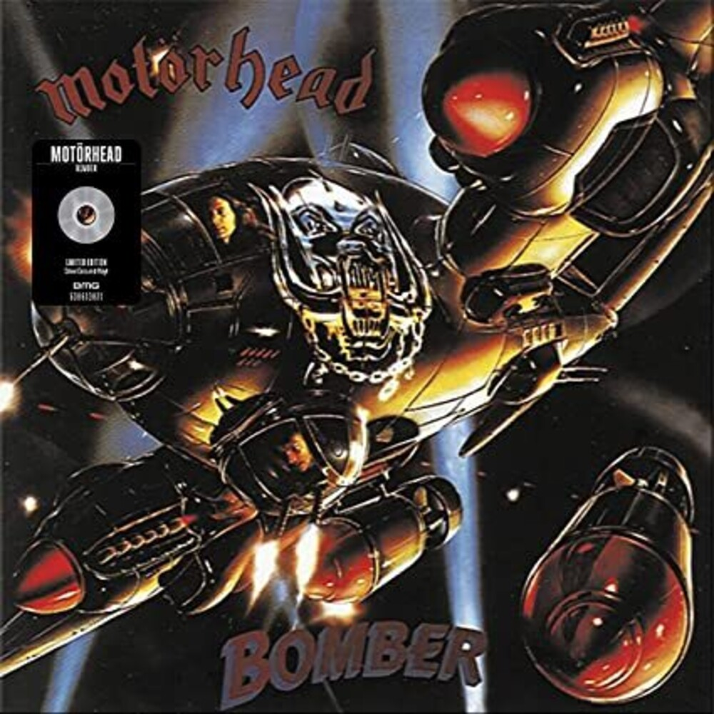Motorhead - Bomber [Colored Vinyl] [Limited Edition] (Slv)
