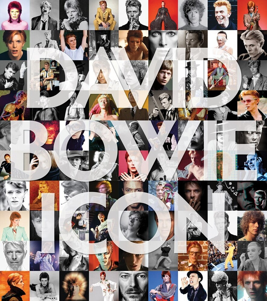 Iconic Images - David Bowie: Icon: The Definitive Photographic Collection