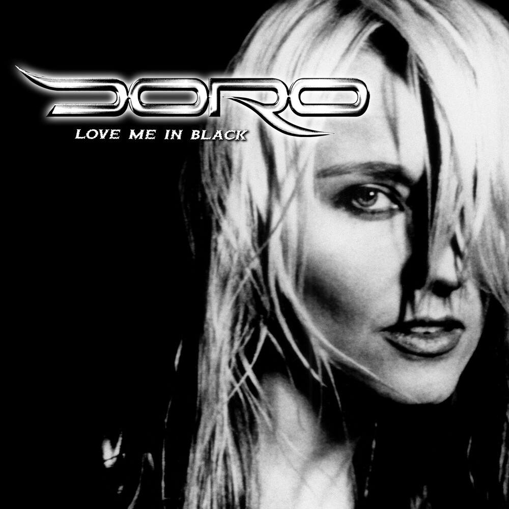 Doro - Love Me In Black (White Vinyl )