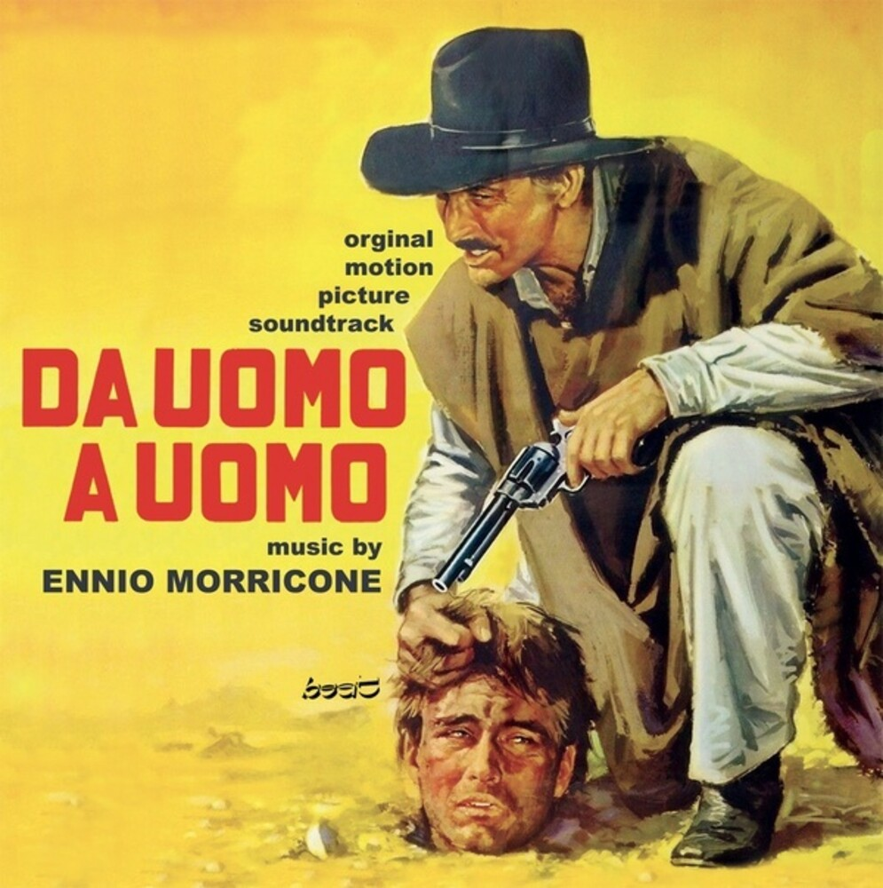 Ennio Morricone  (Ita) - Da Uomo A Uomo (Death Rides a Horse) (Original Motion Picture Soundtrack)