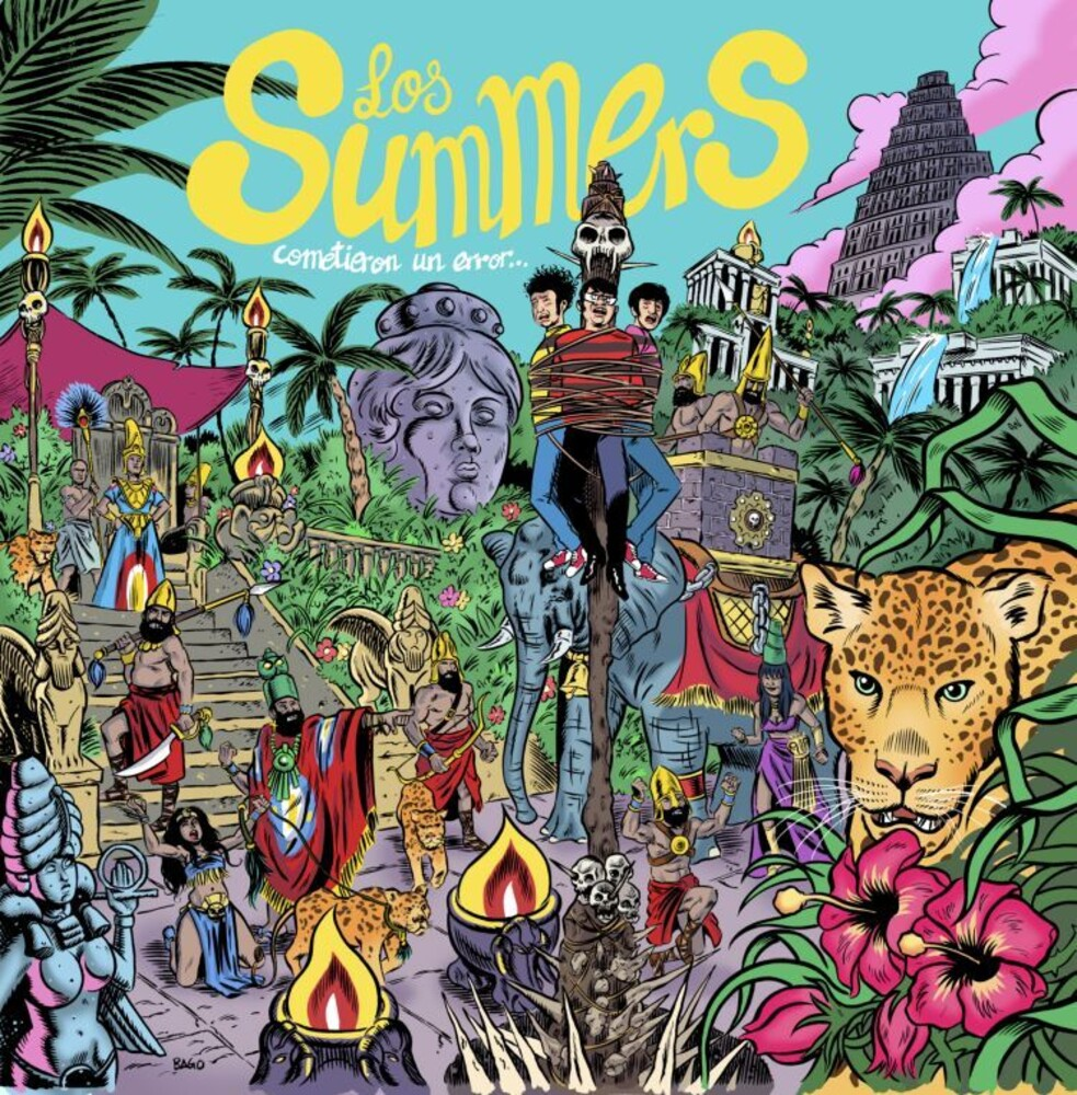 Los Summers - Cometieron Un Error (Spa)