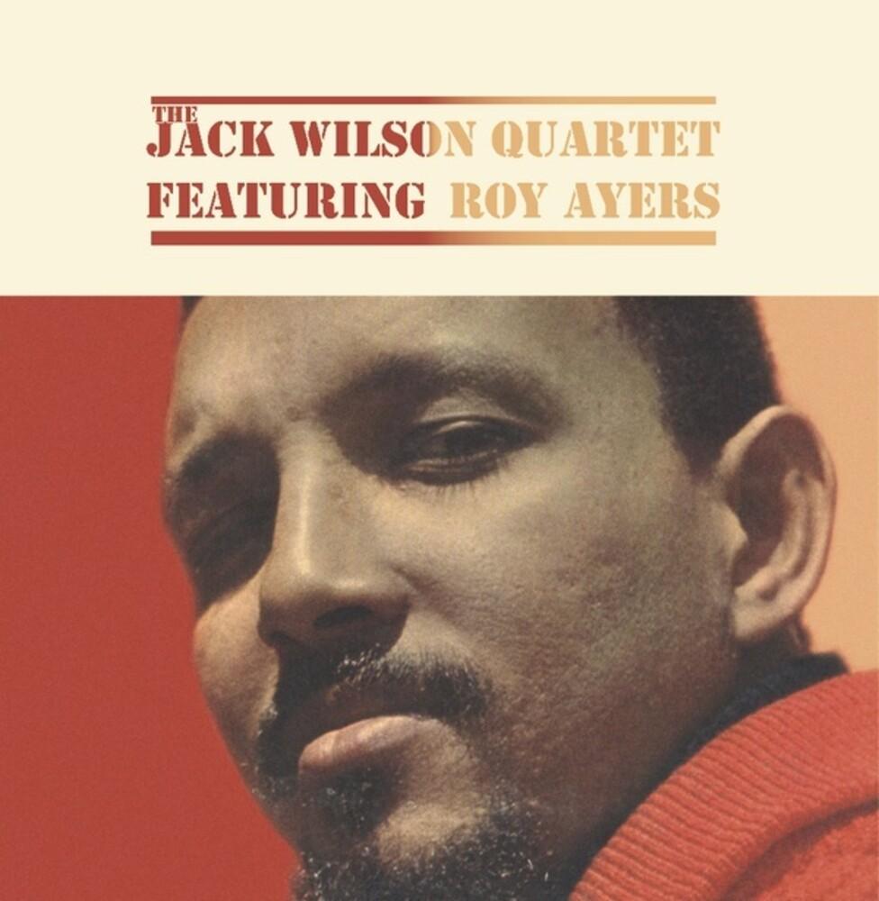Jack Wilson  / Ayers,Roy - Jack Wilson Quartet Featuring Roy Ayers