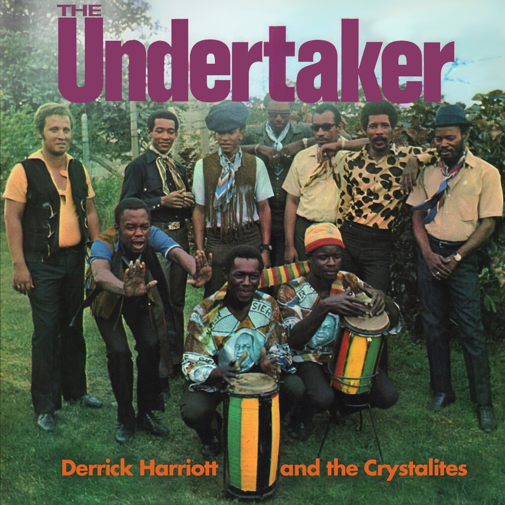 Derrick Harriott  & The Crystalites - Undertaker