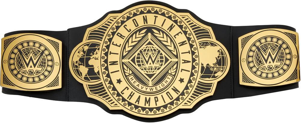 WWE - Mattel Collectible - WWE Intercontinental Title Belt