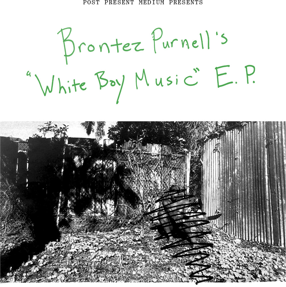Brontez Purnell - White Boy Music