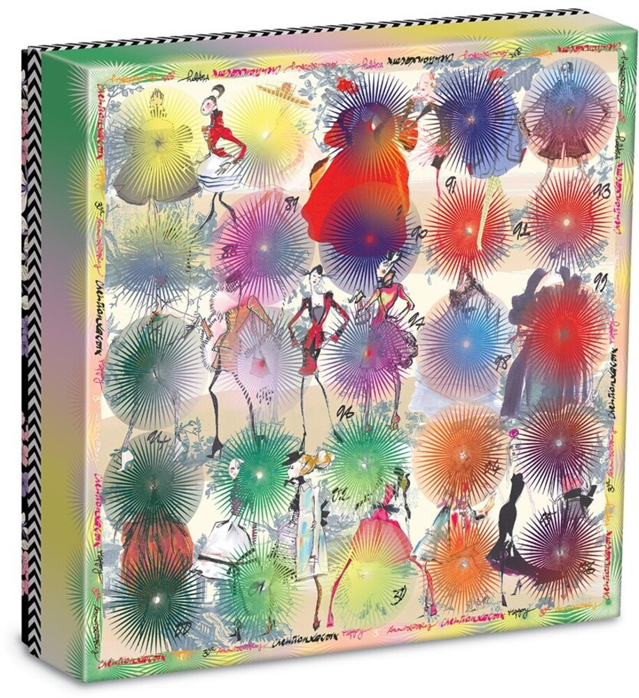 - Christian Lacroix Heritage Collection Lacroix Photocall Double Sided 500 Piece Jigsaw Puzzle
