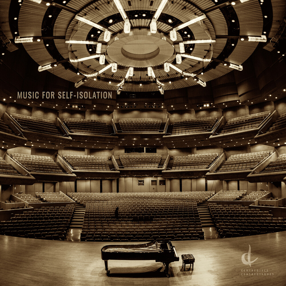 Music For Self-Isolation / Various - Music for Self-Isolation